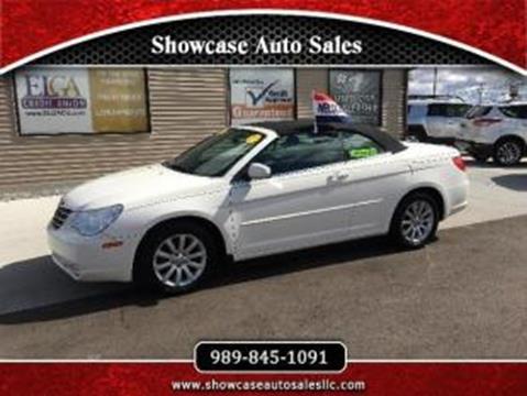 2010 Chrysler Sebring for sale in Chesaning, MI