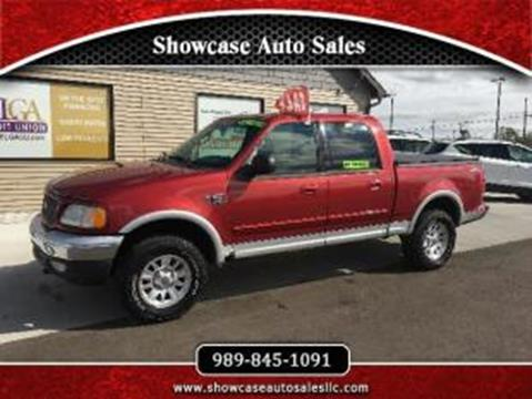 2001 Ford F-150 for sale in Chesaning, MI