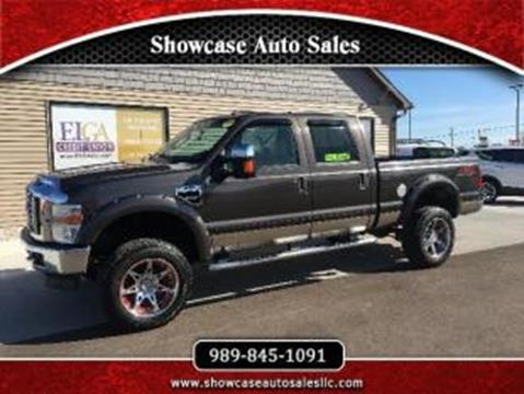 2008 Ford F-350 Super Duty for sale in Chesaning, MI