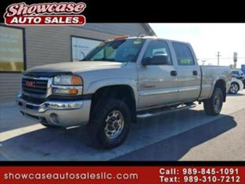 2004 GMC Sierra 2500HD for sale in Chesaning, MI
