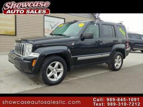 2008 Jeep Liberty for sale in Chesaning, MI