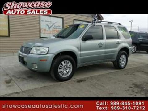 2006 Mercury Mariner for sale in Chesaning, MI