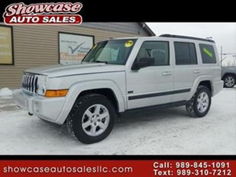 2007 Jeep Commander for sale in Chesaning, MI