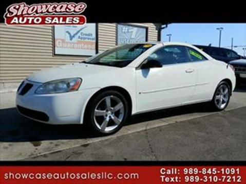 2006 Pontiac G6 for sale in Chesaning, MI