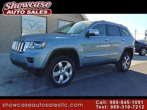 2012 Jeep Grand Cherokee for sale in Chesaning, MI