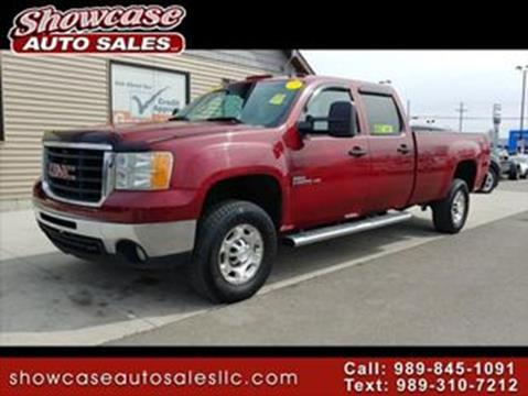 2008 GMC Sierra 2500HD for sale in Chesaning, MI