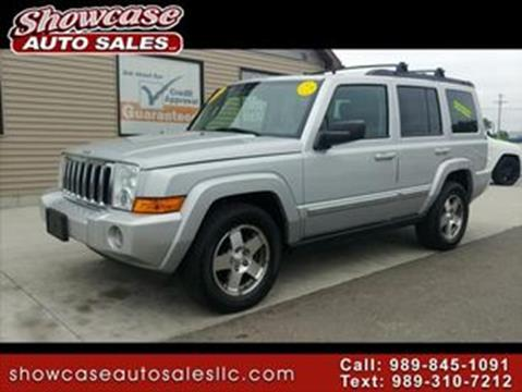 2010 Jeep Commander for sale in Chesaning, MI