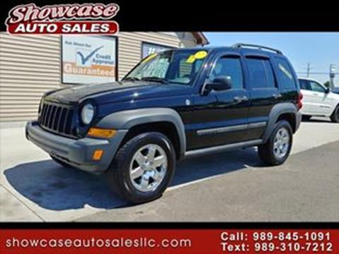 2007 Jeep Liberty for sale in Chesaning, MI
