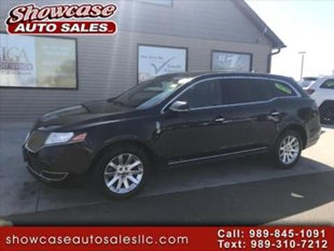 2014 Lincoln MKT Town Car for sale in Chesaning, MI