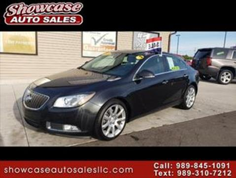 2012 Buick Regal for sale in Chesaning, MI
