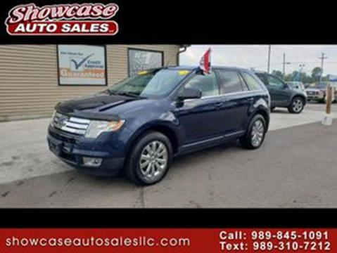 2008 Ford Edge for sale in Chesaning, MI