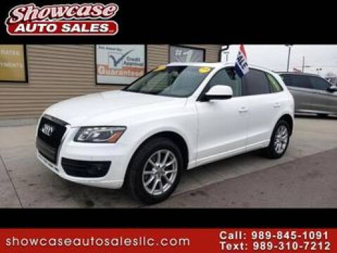 2010 Audi Q5 3.2 quattro Premium Plus for sale at SHOWCASE AUTO SALES LLC in Chesaning MI