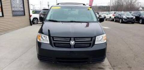 2010 Dodge Grand Caravan SE for sale at SHOWCASE AUTO SALES LLC in Chesaning MI