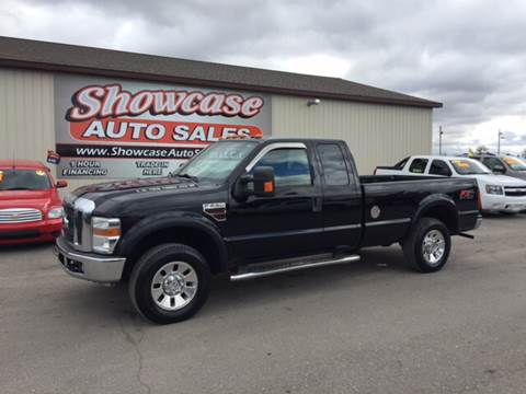 2008 Ford F-250 Super Duty for sale in Chesaning, MI