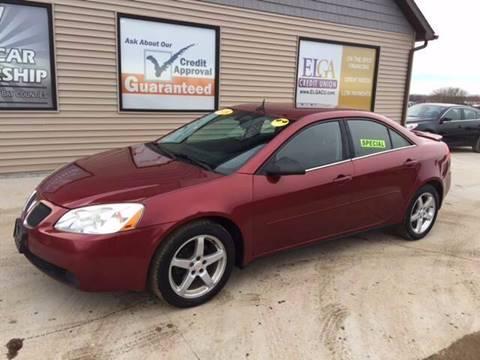 2008 Pontiac G6 for sale in Chesaning, MI