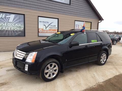 2006 Cadillac SRX for sale in Chesaning, MI