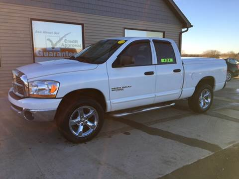 2006 Dodge Ram Pickup 1500 for sale in Chesaning, MI