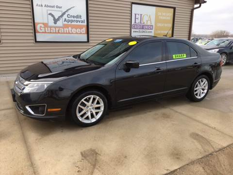 2010 Ford Fusion for sale in Chesaning, MI