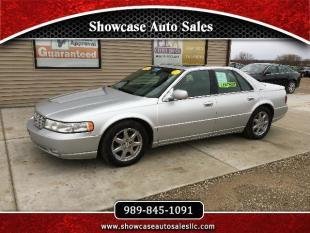 2002 Cadillac Seville for sale in Chesaning, MI