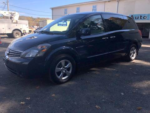 2008 Nissan Quest for sale in Serving, NY