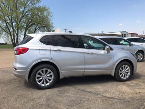 2017 Buick Envision for sale in Rugby, ND