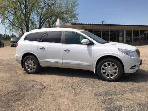 2017 Buick Enclave for sale in Rugby, ND