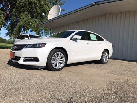2018 Chevrolet Impala for sale in Rugby, ND