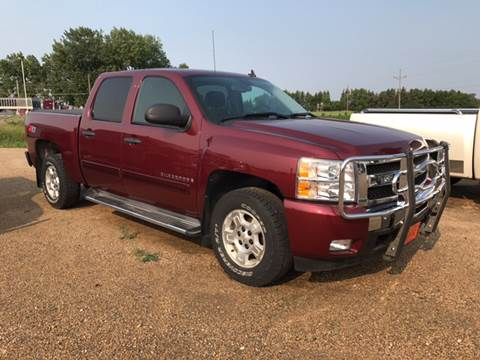 2009 Chevrolet Silverado 1500 for sale in Rugby, ND