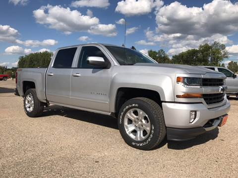 2018 Chevrolet Silverado 1500 for sale in Rugby, ND