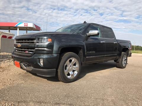 2017 Chevrolet Silverado 1500 for sale in Rugby, ND