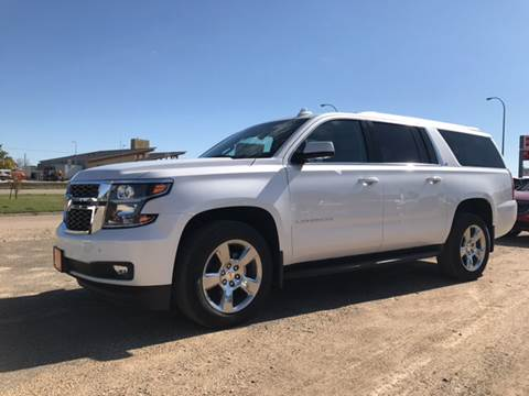 2018 Chevrolet Suburban for sale in Rugby, ND
