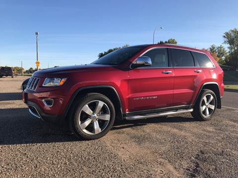 2014 Jeep Grand Cherokee for sale in Rugby, ND