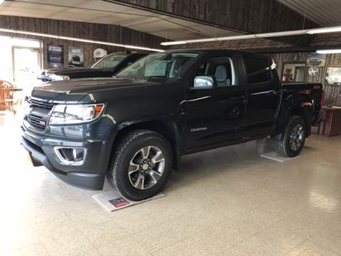 2018 Chevrolet Colorado for sale in Rugby, ND