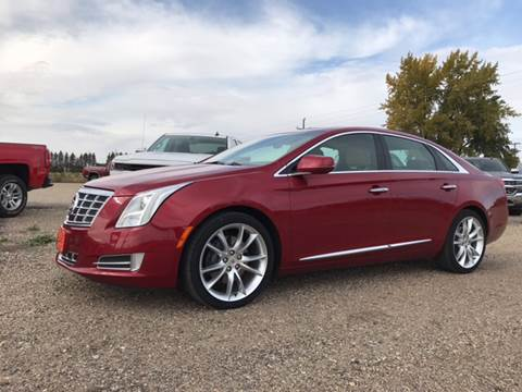 2013 Cadillac XTS for sale in Rugby, ND