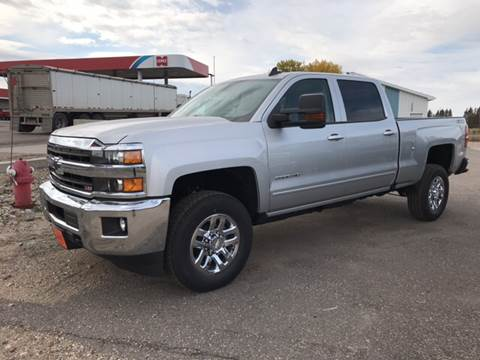 2018 Chevrolet Silverado 2500HD for sale in Rugby, ND