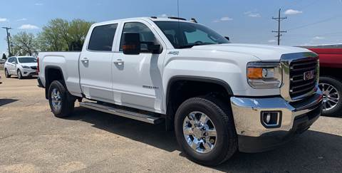 2018 GMC Sierra 3500HD for sale in Rugby, ND