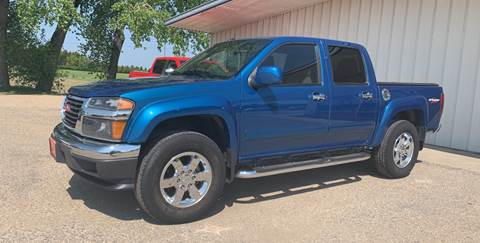 2011 GMC Canyon for sale in Rugby, ND