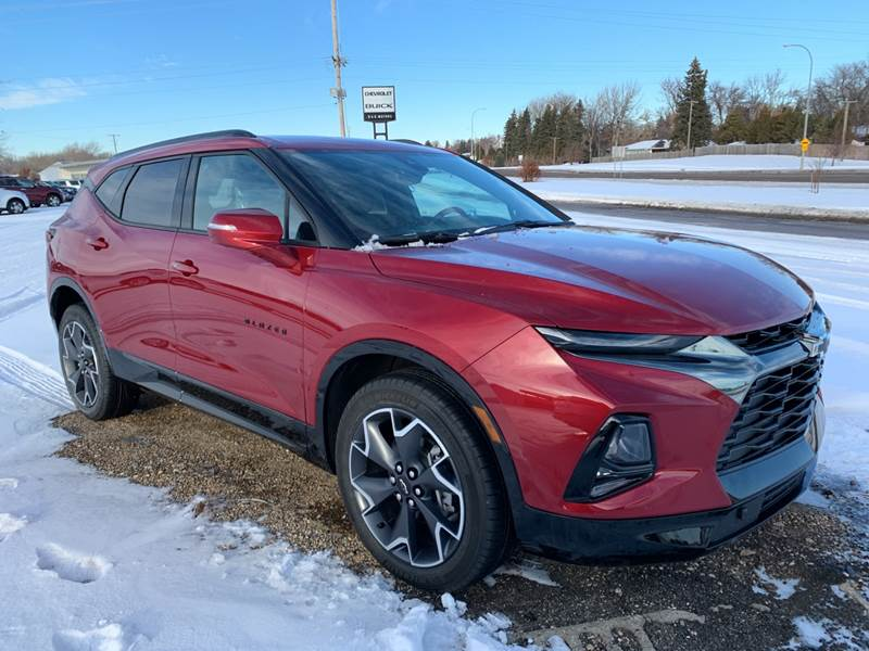 2020 Chevrolet Blazer AWD RS 4dr SUV In Rugby ND - D & S ...