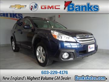 2013 Subaru Outback for sale in Concord, NH