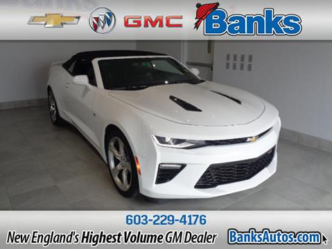 2016 Chevrolet Camaro for sale in Concord, NH
