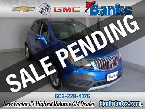 2015 Buick Encore for sale in Concord, NH