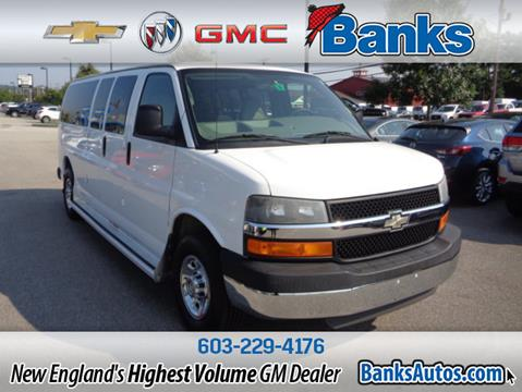 2008 Chevrolet Express Passenger for sale in Concord, NH