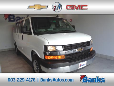 2016 Chevrolet Express Passenger for sale in Concord, NH