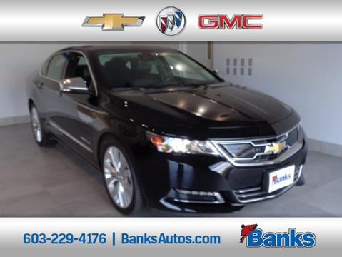 2016 Chevrolet Impala for sale in Concord, NH