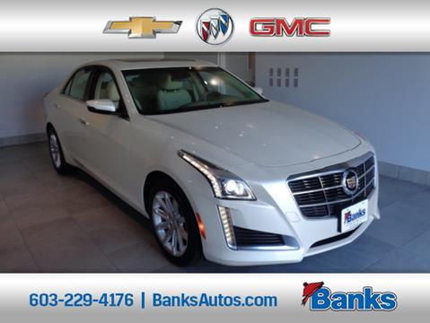 2014 Cadillac CTS for sale in Concord, NH