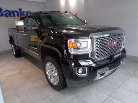2015 GMC Sierra 2500HD for sale in Concord, NH