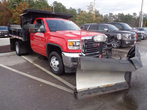 2015 GMC Sierra 3500HD for sale in Concord, NH