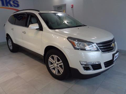 2015 Chevrolet Traverse for sale in Concord, NH