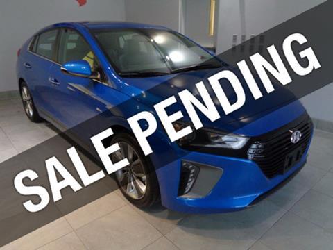 2017 Hyundai Ioniq Hybrid for sale in Concord, NH