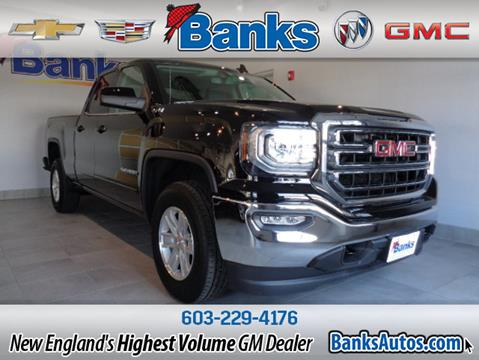 2016 GMC Sierra 1500 for sale in Concord, NH